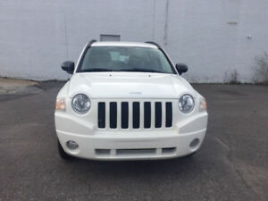 2010 Jeep Compass Sport 4WD ***CERTIFIED ACCIDENT FREE*** 2010