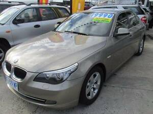 From only $118 p/week on finance* 2010 BMW 5 20d Sedan Moonah Glenorchy Area Preview