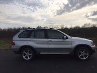 2002 BMW X5 3.0i Automatic & Triptronic 95,000 Mile Mot'd Till March 2019 Superb Engine PX Welcome