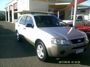 2005 Ford Territory SX TS (RWD) Silver 4 Speed Auto Seq Sportshift Wagon Coopers Plains Brisbane South West Preview