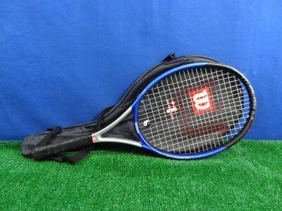 Wilson Pro Staff Titanium 6.6  Tennis Racquet 4 1/4 w/ cover