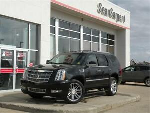 2013 Cadillac Escalade Leather