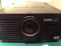 Used Large ceiling mounted projector FOR SALE *Christie DHD550-G* *Priced to go*