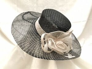 Brand new Beautiful feather fascinators derby hats Queens Plate