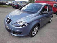 LHD 2007 Seat Altea 1.9 Diesel 5 Door Manual UK REGISTERED