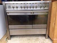 Tecnik gas range cooker