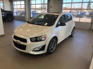 2015 Chevrolet Sonic RS *Heated Leather & Roof* *Low Payments*