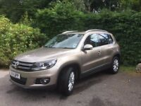Volkswagen VW Tiguan 2014 32k miles in prestine condition.