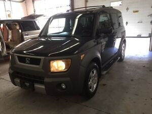 2003 Honda Element SUV, Crossover AWD SAFETY AND E-TESTED