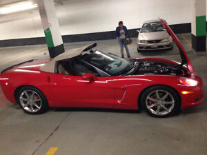 2006 Chevrolet Corvette chrome Convertible