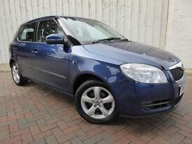 Skoda Fabia 2 1.2 HTP 12v ....Lovely Low Miles, and Only 1 Previous Keeper, in Stunning Condition