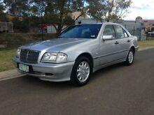 2000 Mercedes-Benz C180 W202 Classic Silver 5 Speed Automatic Sedan Torrington Toowoomba City Preview