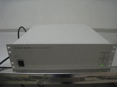 Newport 5502 Dual High Power Laser Diode Drive Module Powers Up