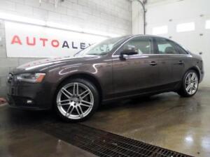 2013 Audi A4 Premium Plus NAVIGATION B&O QUATTRO TOIT RIDEAU