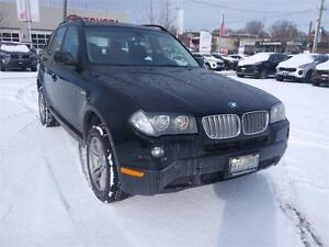 2008 BMW X3 xDrive 30i | One Ownwer | Very Clean