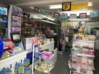 off licence news agent grocery shop business for sale