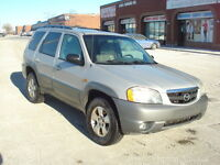 2002 Mazda Tribute SUV***DRIVES GREAT!!! MUST SEE!!!
