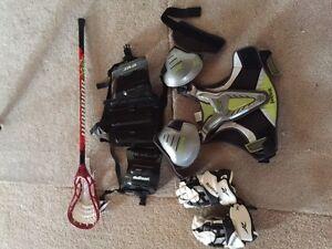 Boys Lacrosse Gear