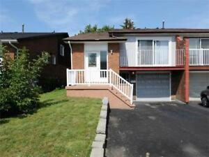 FIRST TIME BUYER'S DELIGHT - 5 LEVEL BACK SPLIT - INCOME .