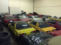 FIAT COLLECTION, LOOKING TO SELL THEM ALL