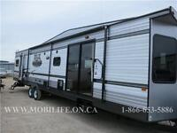 WILDWOOD DLX 39FDEN-$144.35 BI-WKLY - $1000 GC WITH PURCHASE!