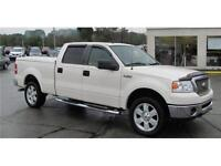 2007 Ford F-150 Lariat Super Crew 4X4 5.4L Leather Moonroof