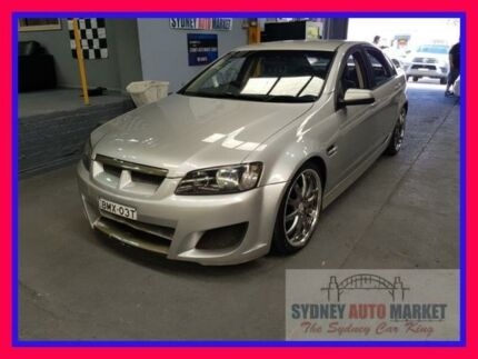 2008 Holden Commodore VE Omega Silver 4 Speed Automatic Sedan Condell Park Bankstown Area Preview
