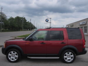 TOP OF THE LINE !!! 2008 LAND ROVER LR3 HSE V8