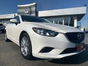 2015 Mazda Mazda6 GS SKY ACTIVE LEATHER PUSH START ONLY 57KM