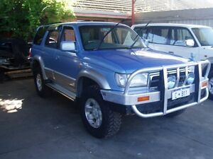 1996 Toyota Hilux surf ssrx Blue Automatic Wagon Kenwick Gosnells Area Preview