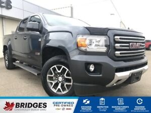 2015 Gmc Canyon 4WD SLE**One Owner | remote start | Backup cam**