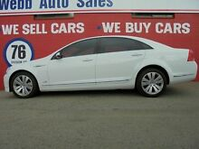 2011 Holden Caprice WM II White 6 Speed Sports Automatic Sedan Welshpool Canning Area Preview