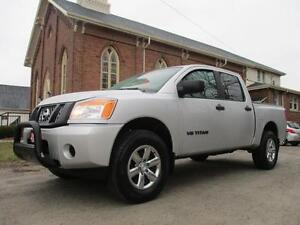 2014 Nissan Titan S - CERTIFIED+DETAILED+128KM+REAR SLIDING WNDW