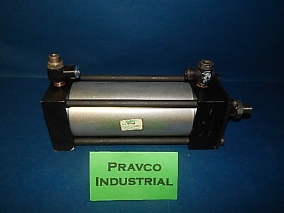 Speedaire 6x396 Pneumatic Air Double Acting Cylinder 6stroke 3-143.25 Bore