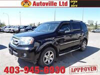 2011 Honda Pilot Touring navigation b-cam leather roof $19488