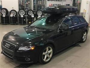 2011 Audi A4 2.0T WAGON QUATTRO S-LINE (AUTOMATIQUE, TOIT, FULL)