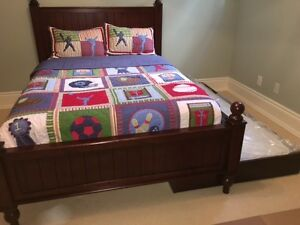 Pottery Barn Boys Bedroom Set - Lawrence Park Home