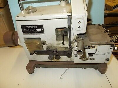 Brother Ma4 B551 Industrial Sewing Machine Head
