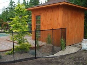Removable fence/enclosure for pool, yard or deck Kawartha Lakes Peterborough Area image 4
