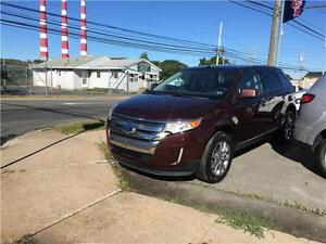 2011 Ford Edge SEL LEATHER SUNROOF AWD