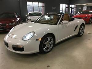 2006 PORSCHE BOXSTER*MANUAL**SUPER CLEAN*MUST SEE*
