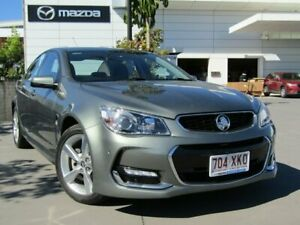 2015 Holden Commodore VF II MY16 SV6 Grey 6 Speed Sports Automatic Sedan Maroochydore Maroochydore Area Preview