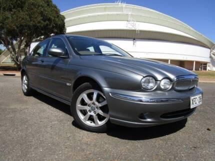 Jaguar X Type SE Auto Gepps Cross Port Adelaide Area Preview