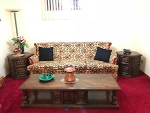Couches - good shape.  Comfortable