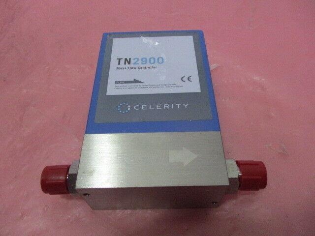 Celerity FC-2900V Mass Flow Controller, MFC, CO2, 5 SCCM, TN2900, 450548