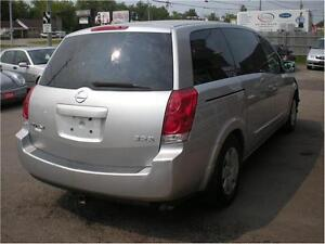 2004 Nissan Quest SE| WE'LL BUY YOUR VEHICLE!! Kitchener / Waterloo Kitchener Area image 4