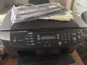 Epson Stylos RX500  Printer/Copy/Fax/Scan