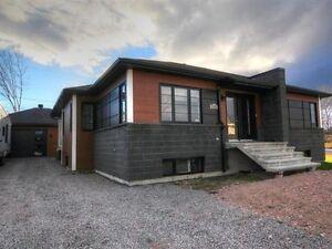 Maison au Saguenay secteur La Baie
