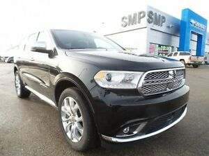 2016 Dodge Durango Citadel 5.7L V8, leather, rem. start, sunroof