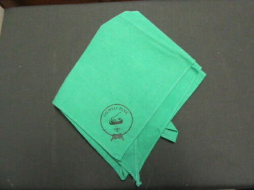 Gilwell Park Green Wood Badge Scarf Neckerchief      fx2